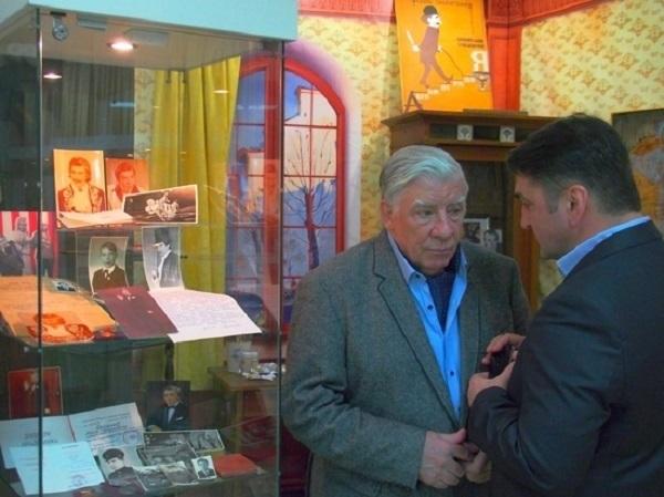 Историю театра Кубани выставили в музее
