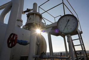С апреля цена на российский газ для Украины снова станет контрактной