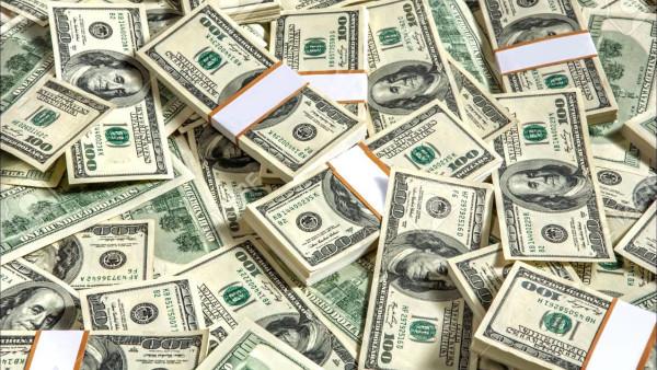 Финансовая подушка государства увеличилась на $56 миллиардов