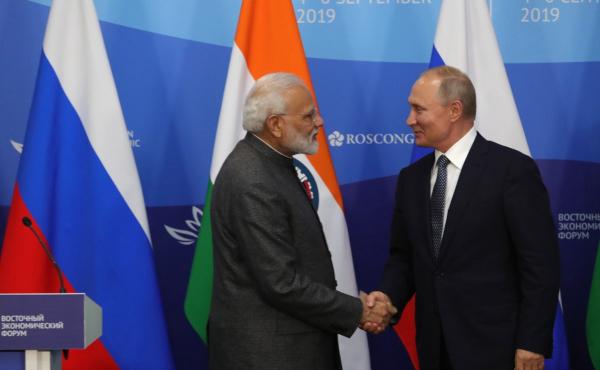 Индия предоставит России миллиардный кредит