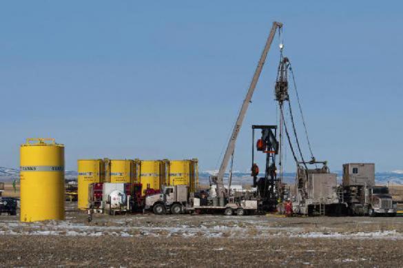 Уровень добычи нефти в США снизился перед встречей ОПЕК+