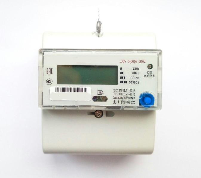 С 1 июля в России начнется замена счетчиков электроэнергии