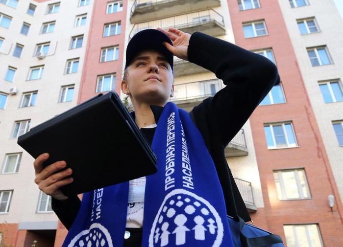 Росстат озвучил размер зарплаты переписчиков населения