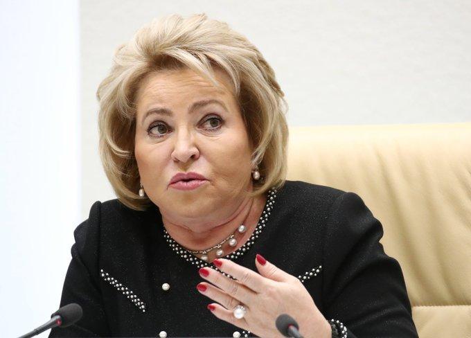 Валентина Матвиенко: РФ нужно развивать сотрудничество с Белоруссией