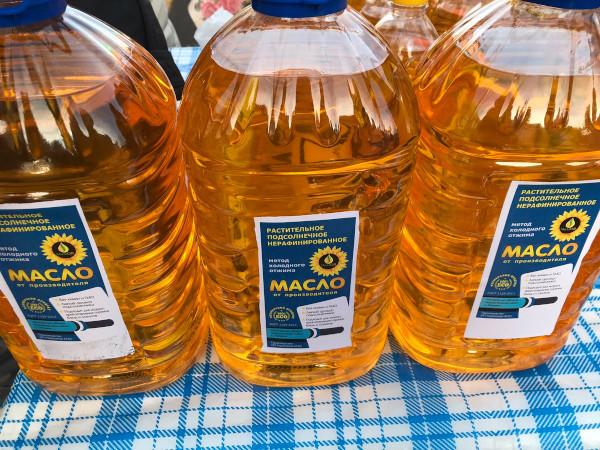Мировые цены на растительные масла достигли максимального значения