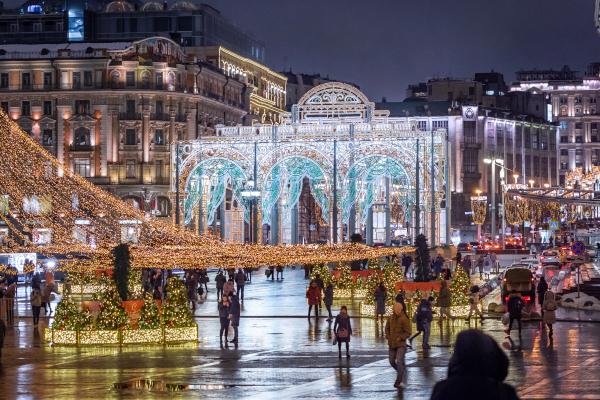 Расходы россиян на отдых в новогодние праздники выросли на 500 млн рублей