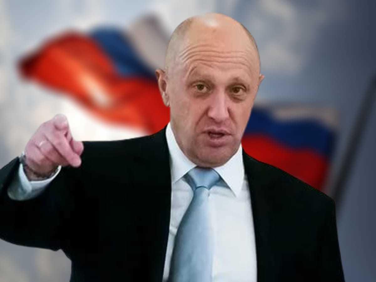 Российский флаг на Белом доме и зеленые человечки: Пригожин высказался о галлюцинациях спецслужб США