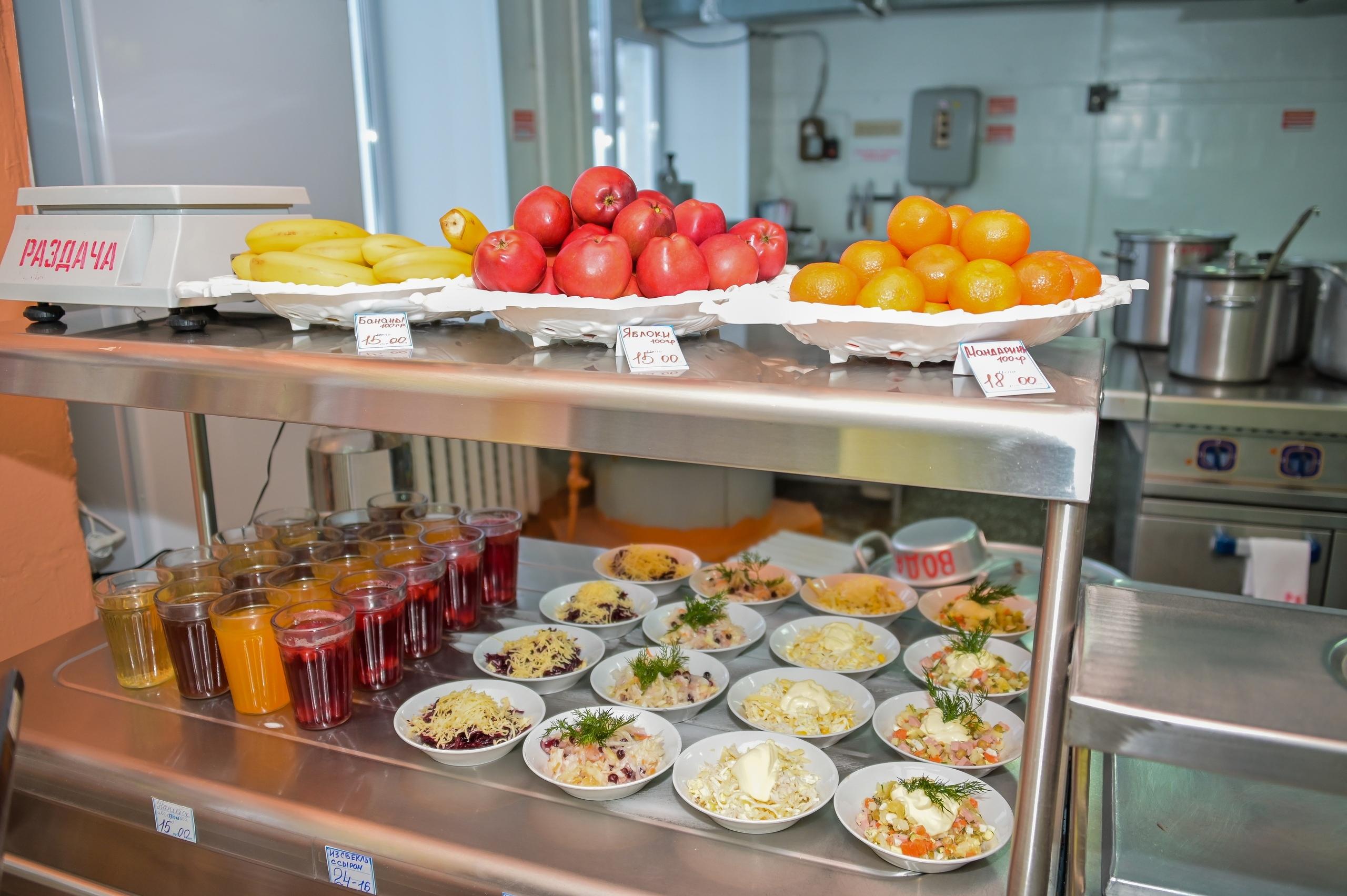 Великолепная организация: представители регионов ознакомились с социальным питанием в Москве