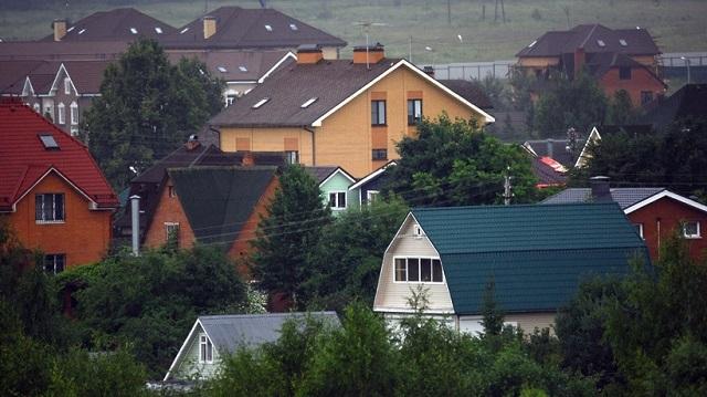 Спрос на загородные дома на вторичном рынке Подмосковья сократился на треть