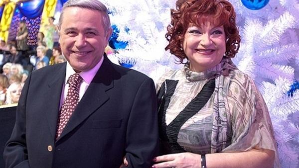 Петросян и Степаненко делят имущество