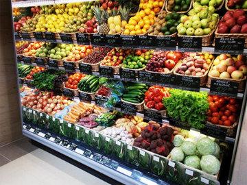 Стало известно, в каких  регионах РФ потребляют больше фруктов и овощей