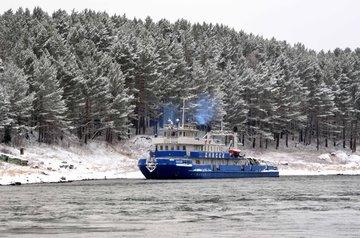 Енисейское пароходство вложит почти 400 млн руб. в подготовку флота к навигации 2020 г.