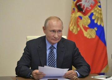 Путин поручил обеспечить рост доходов и пенсий не ниже уровня инфляции