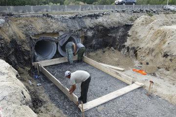 В Крыму начали строить новый водовод для снабжения водой жителей Симферополя