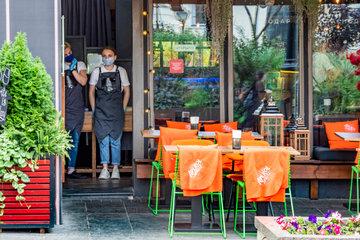 В Петербурге 160 рестораторов подали заявки на открытие зимних веранд