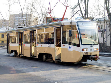 Трамвайные пути отгородят