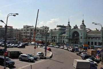 Площадь Тверской заставы реконструируют к 2016 году